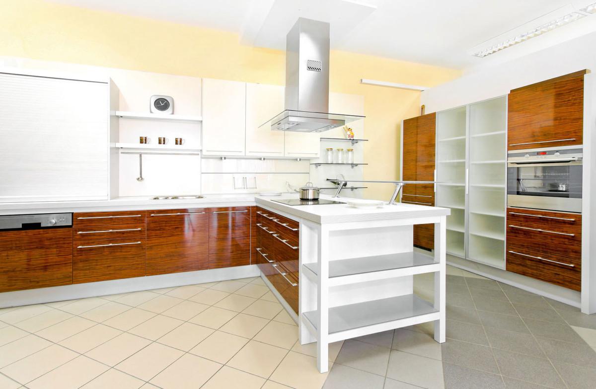 Кухня «Timber» природный рисунок Alvic Luxe