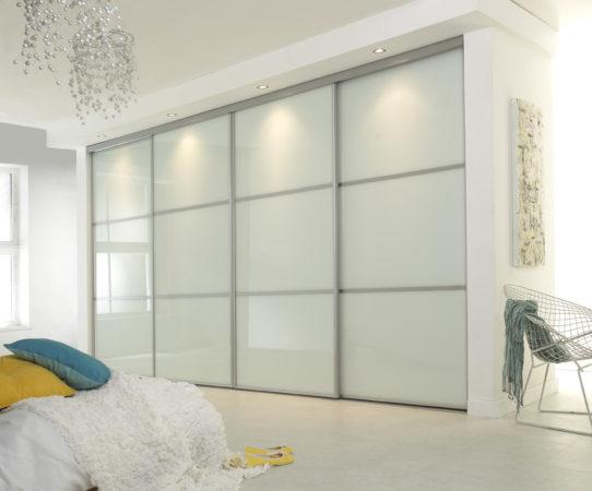 Встроенный шкаф «Тефия»