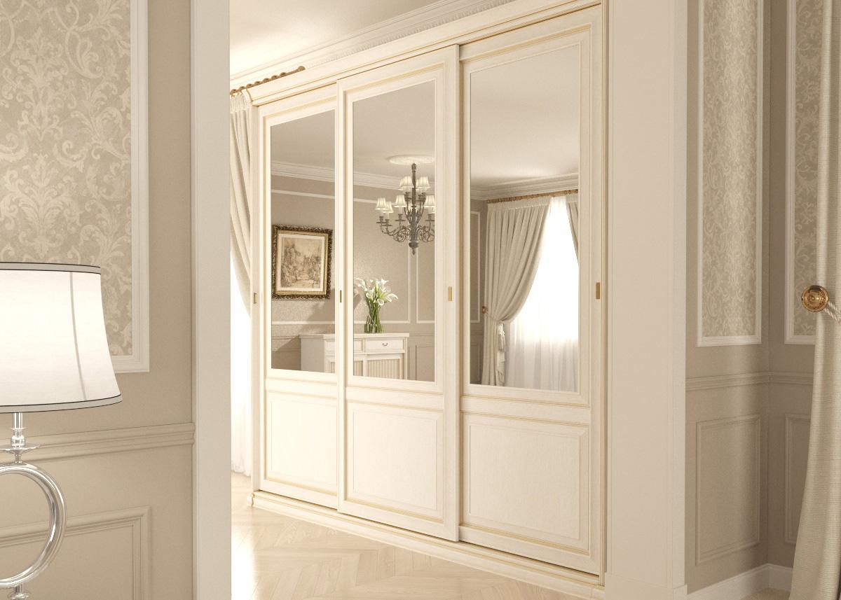 Встроенный шкаф «Остера»