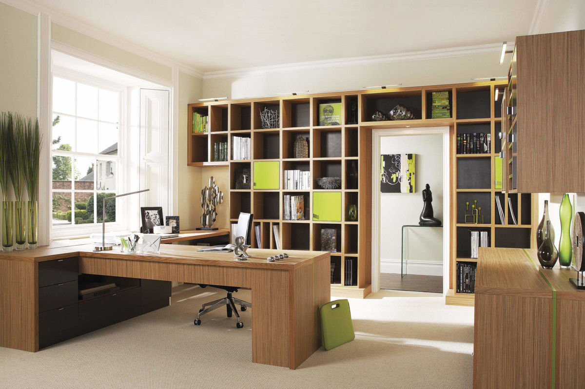 Мебель для кабинета «Фарватер»
