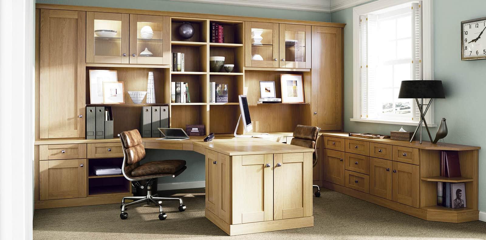 Мебель для кабинета «Арбат»