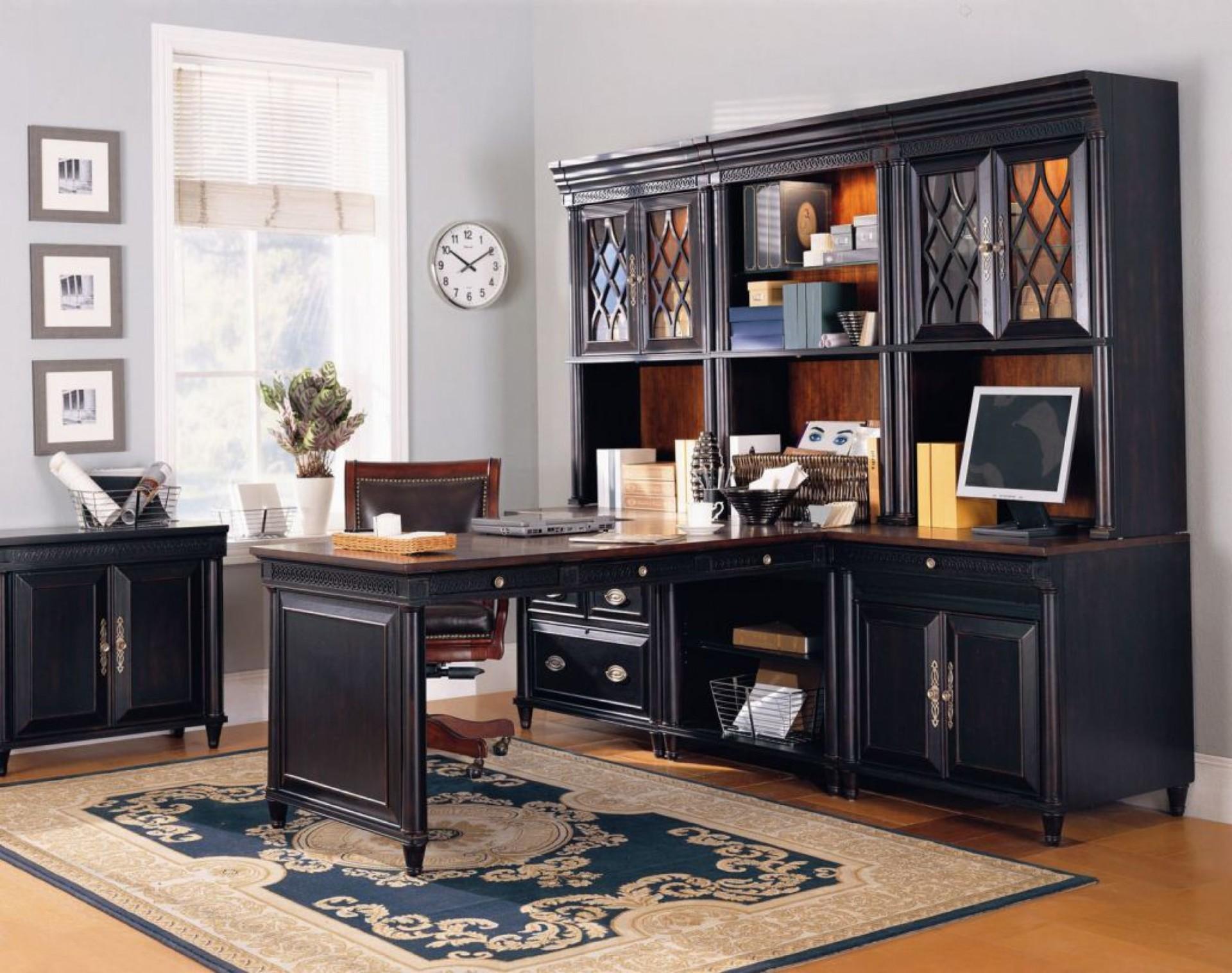 Мебель для домашнего кабинета «Дарк»