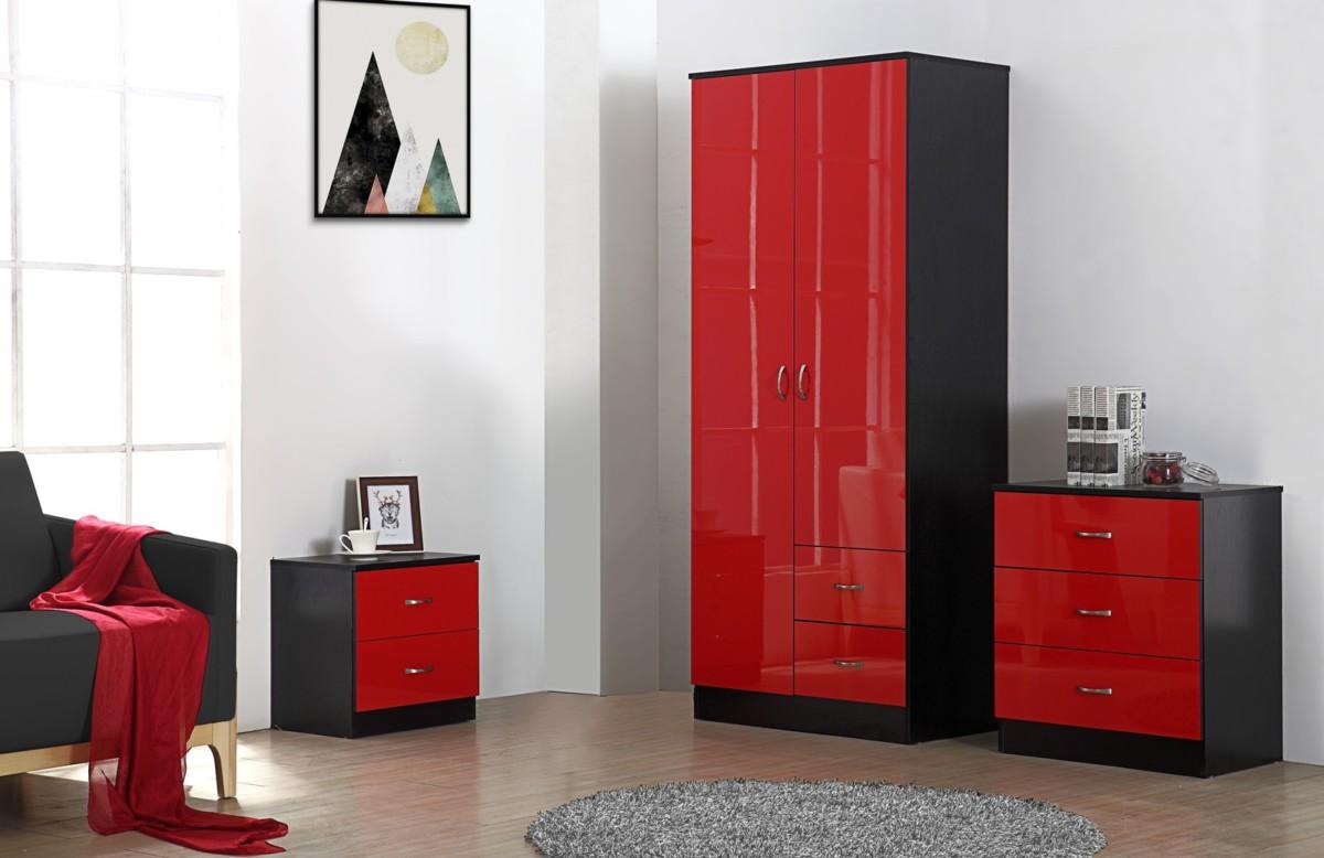 Комплект мебели «Пламя»