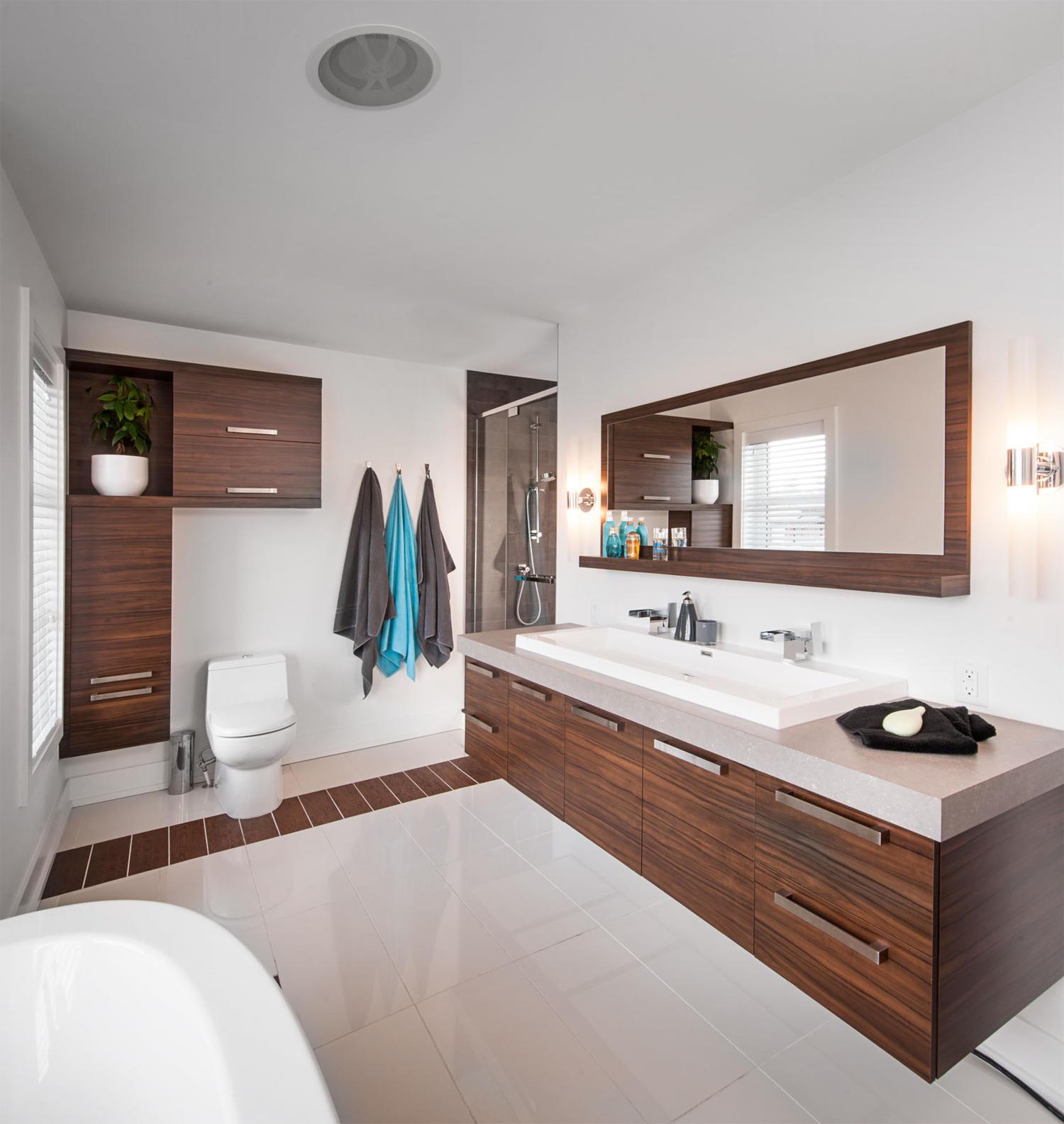 Мебель в ванную «Пристань»