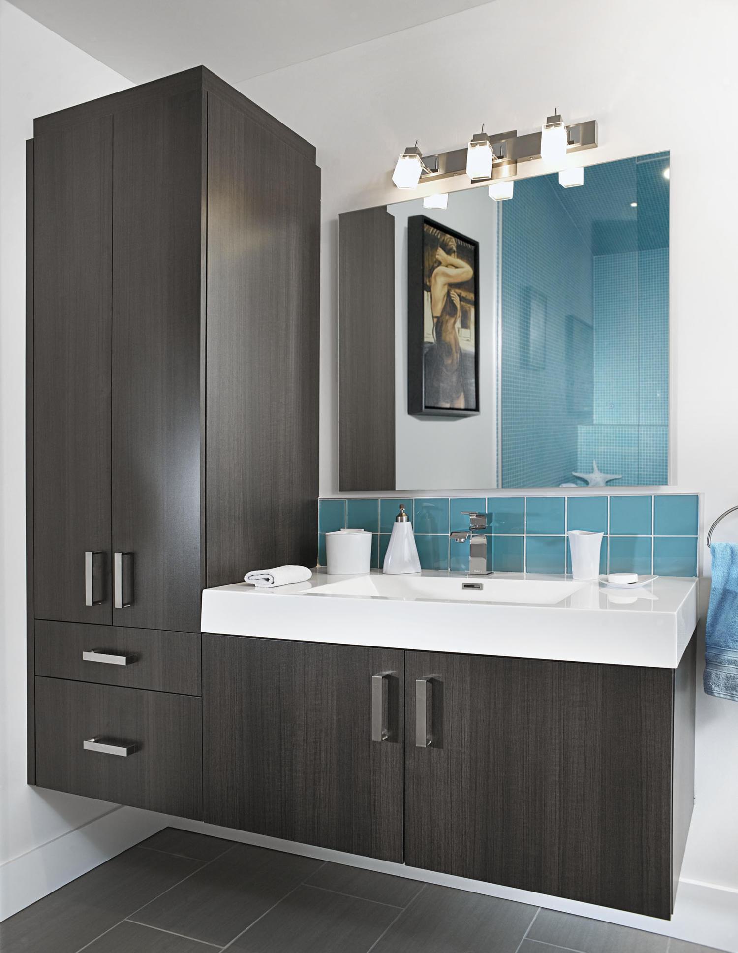 Мебель в ванную «Асторель»