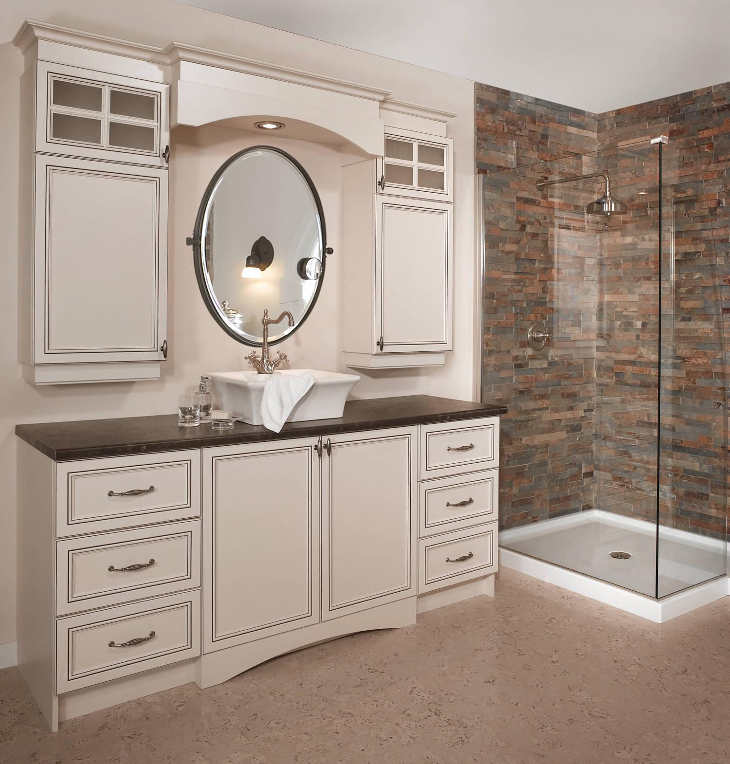 Мебель в ванную «Афина»