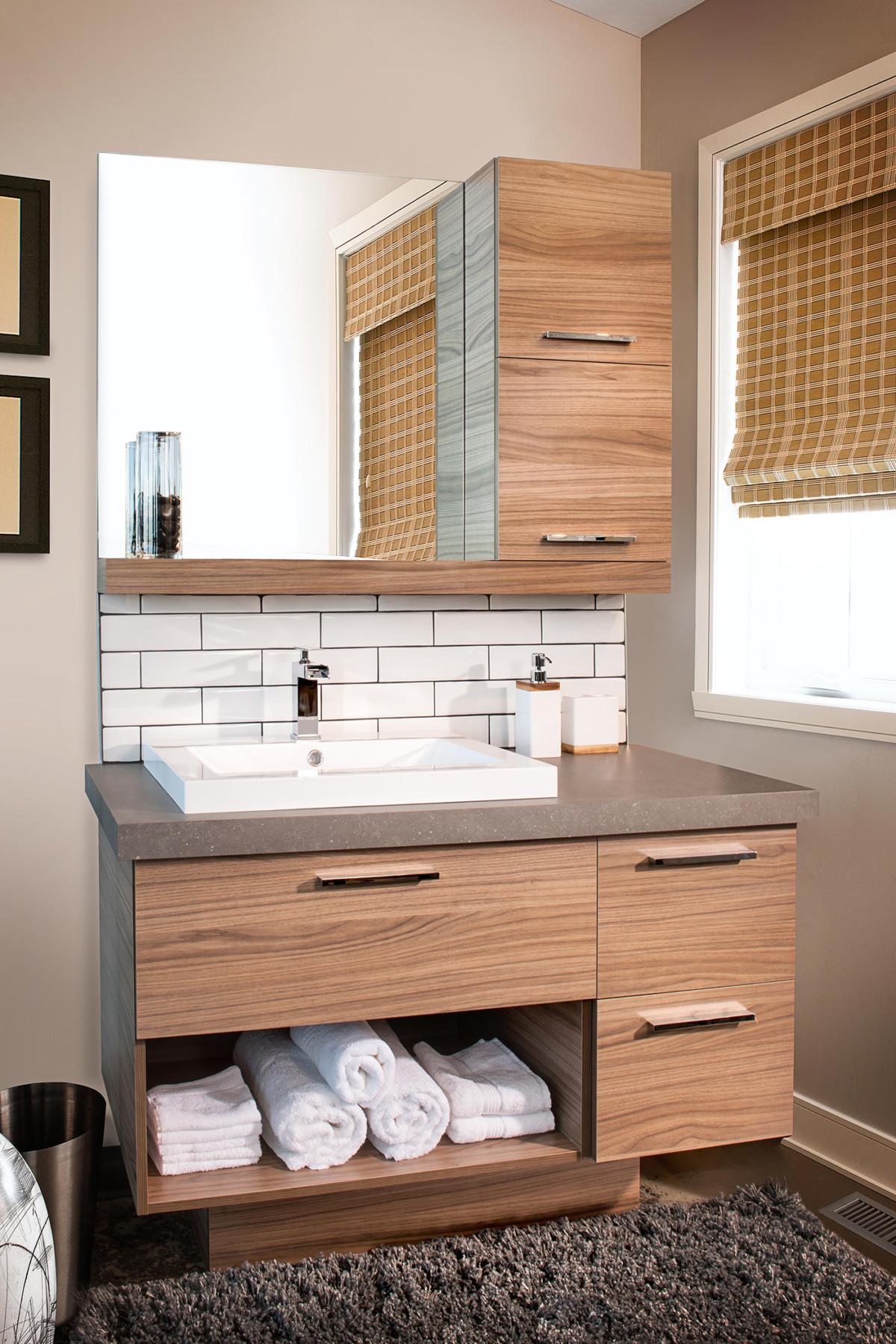Мебель в ванную «Onika»
