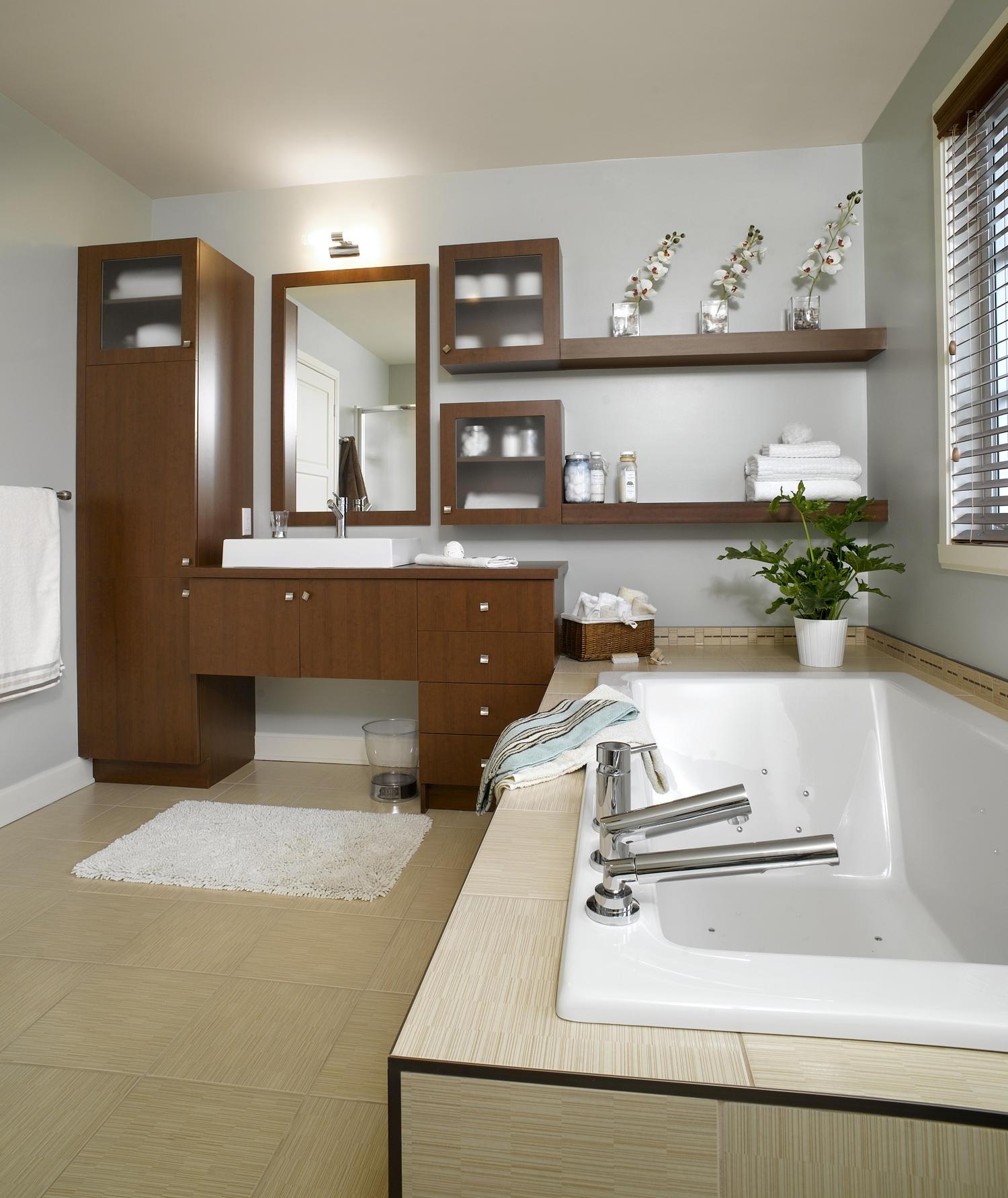 Мебель в ванную «Sunset»