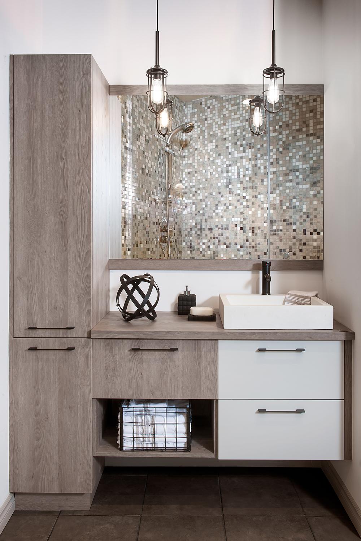 Мебель в ванную «Женевьева»
