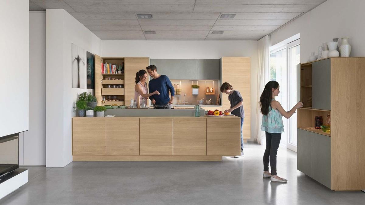 Кухня «Modest»
