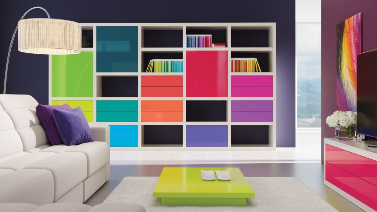 Шкаф «Coloristics»