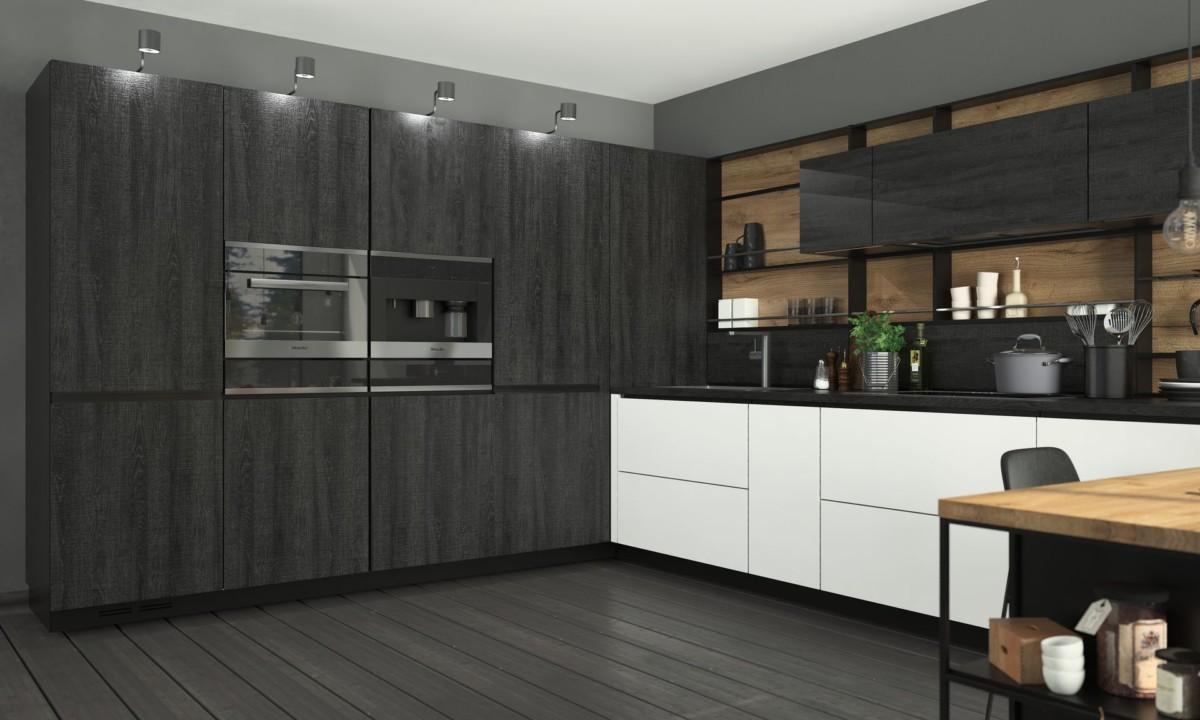 Кухня «Maximalist»
