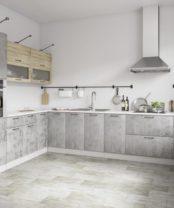 Кухня «Oxidize»