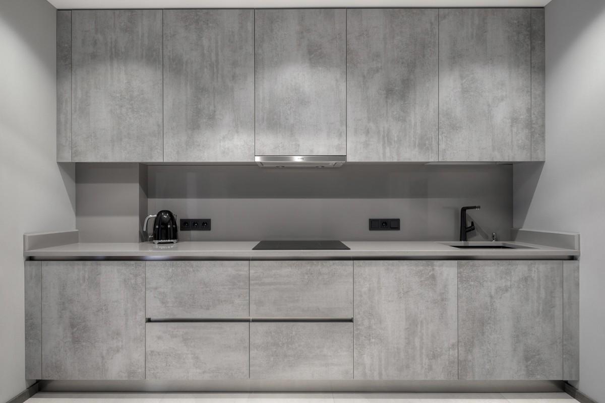 Кухня «Monolithic»