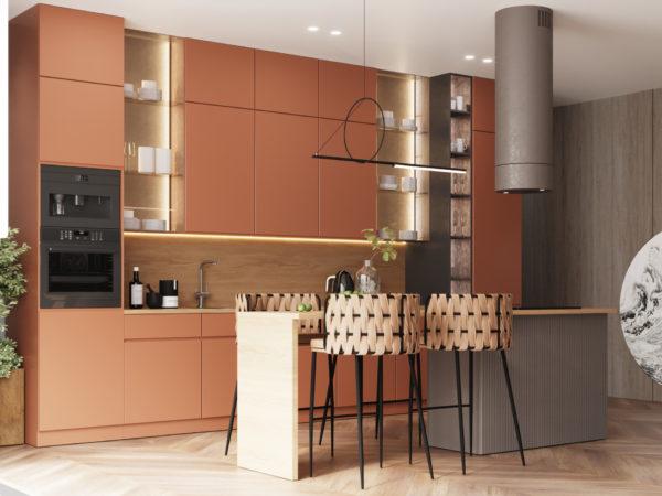 Кухня «Кьери»